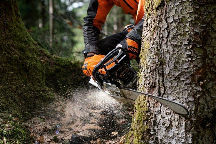 MS 400 C-M Chainsaw