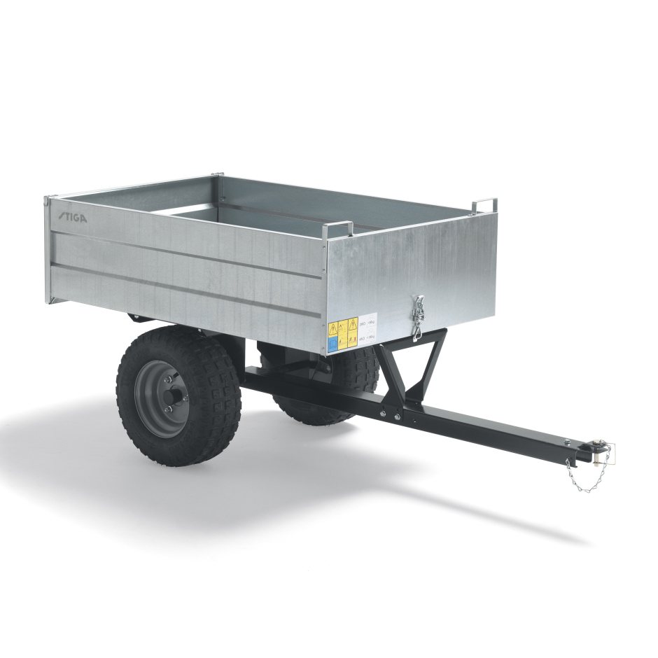 Mountfield Cart, Galvanised