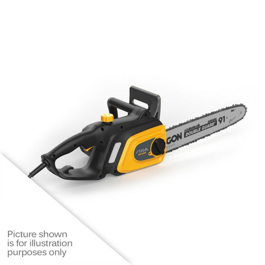 "Stiga SE 1835 Electric Chainsaw with 14"" Bar and Chain"