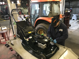Walk Behind Mowers - Service Options