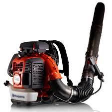 Husqvarna 570BTS Petrol Backpack Leaf Blower
