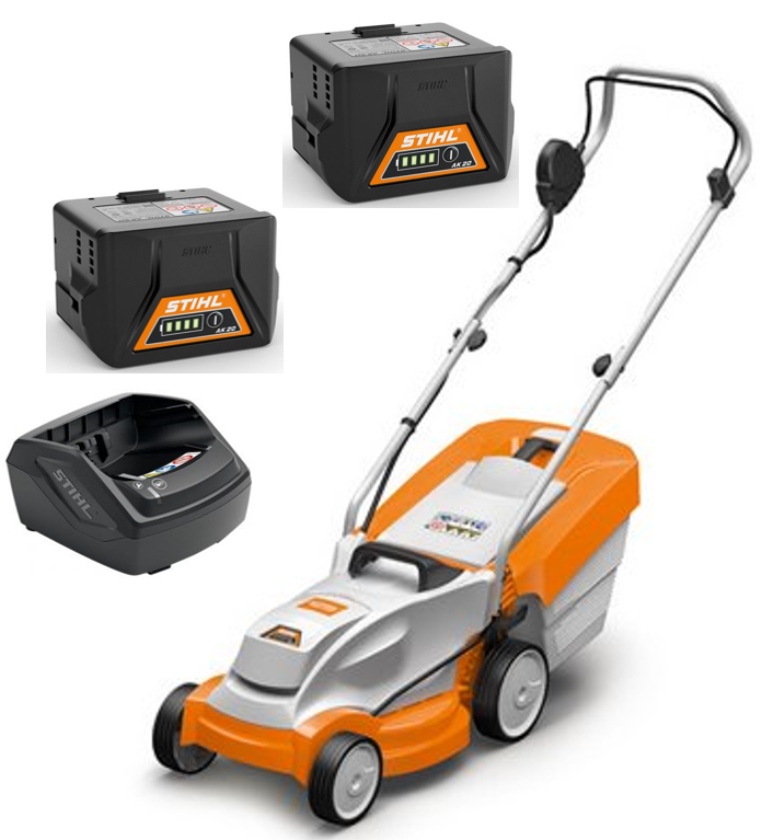 RMA 235 Battery Lawn Mower