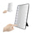 16 LED Lighted Makeup Mirror With Light Lamp Portable Touch Screen Cosmetic Mirror Beauty Desktop Vanity Table Stand Mirrors