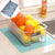 Oxford Cloth Waterproof Kitchen Table Mat Drawers Cabinet Shelf Liners Non Slip Cupboard Placemat Home Organization Accessories