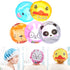 kids hair protective cap cartoon shower bath cap women hat saunas lace elastic band cap spa cap Bathroom Accessories