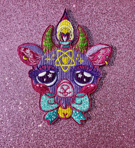 Baby Baphomet Patch