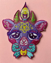 Load image into Gallery viewer, Baby Baphomet Patch