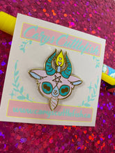 Load image into Gallery viewer, Baby Baphomet enamel pin