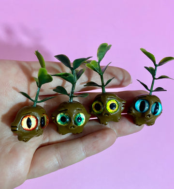Planter Worry Wart