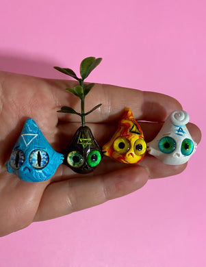 Elemental Worry Wart Set