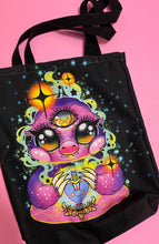Load image into Gallery viewer, Psychic Sloth Tote Bag