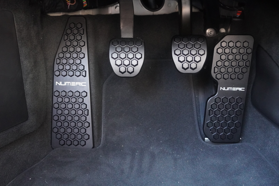 Performance Pedal Set