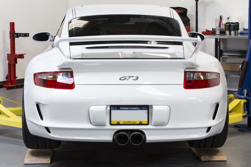 Porsche 997 GT3 Modular Competition Exhaust Package
