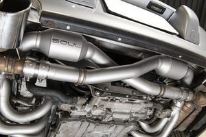Porsche 996 Carrera Sport Catalytic Converters