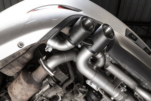 Porsche 991.1 Carrera Base (without PSE) Valved Performance Exhaust System