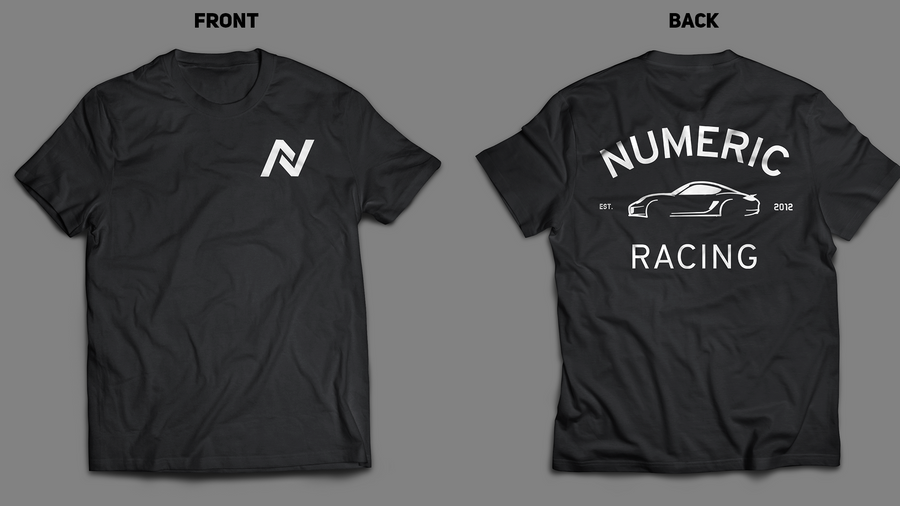 Numeric Racing T-Shirt