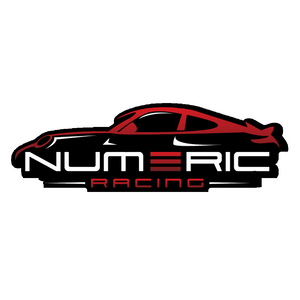 Numeric Racing Decal