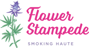Flower Stampede | Smoking Haute | Fashionable Cannabis Accessories
