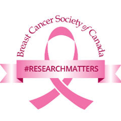 Supporting the Breast Cancer Society of Canada