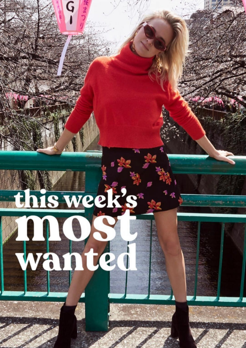 This Week's Most Wanted