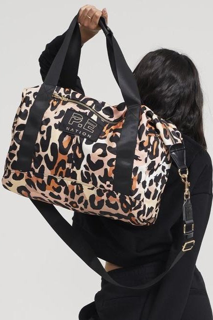 Set Shot Gym Bag Leopard