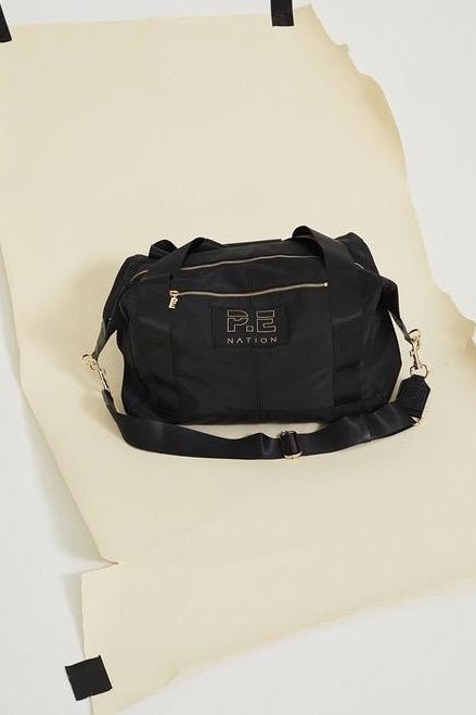 Set Shot Gym Bag Black