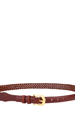 The Daria Belt Vintage Tan