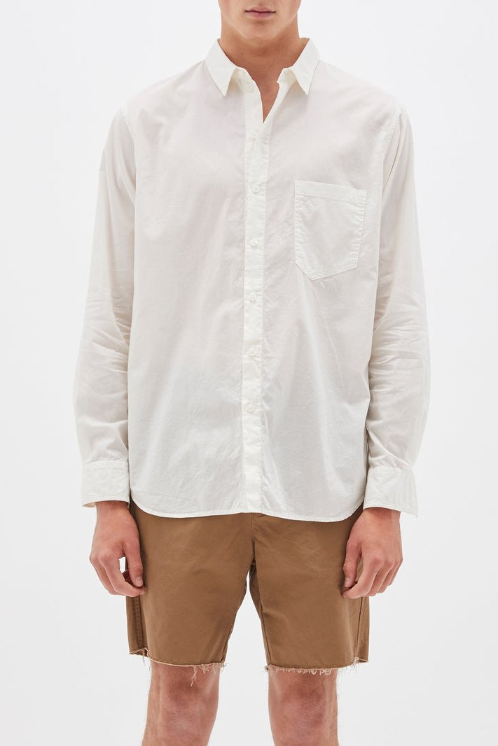 Beach Shirt White