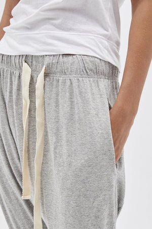 Slouch Jersey Pant III Grey Marl
