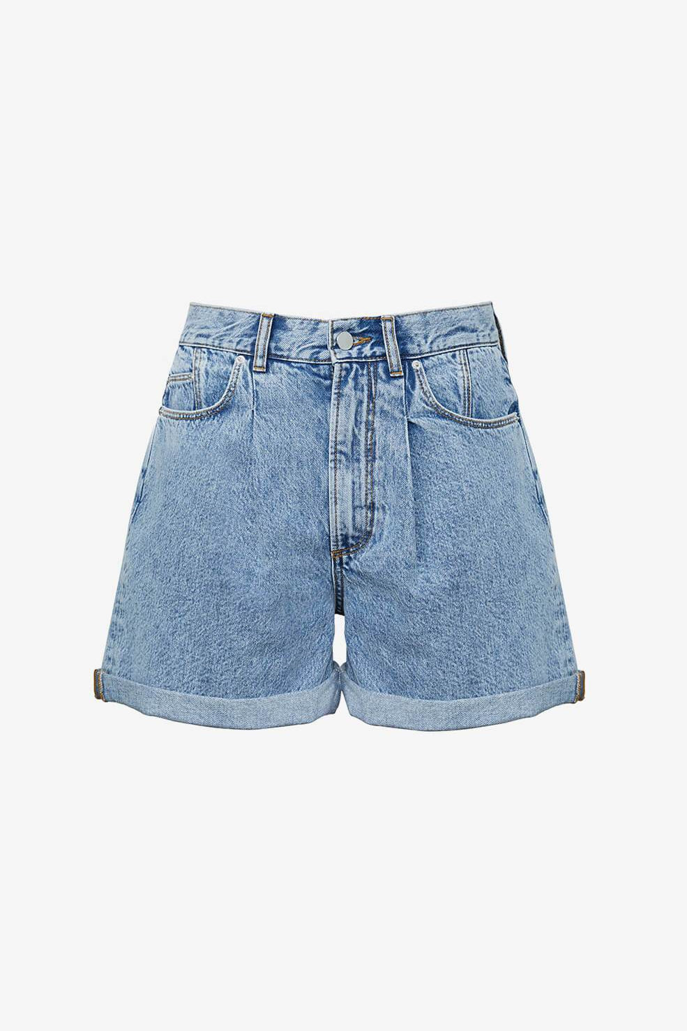 Florence Short Light Blue