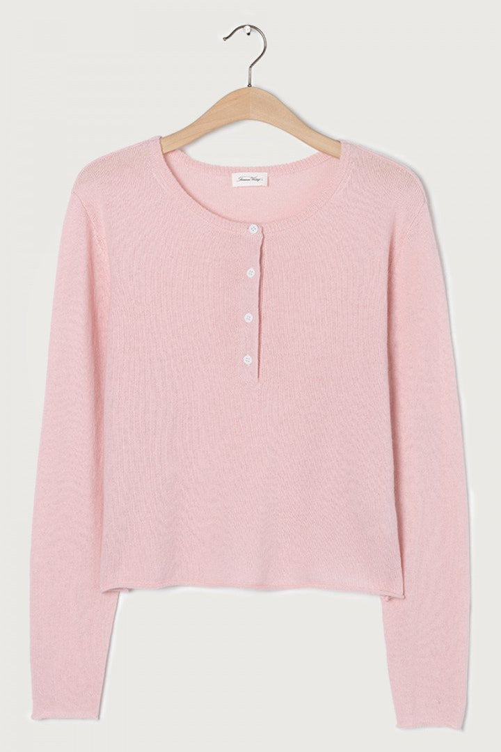 Bizbow Button Jumper Wild Rose