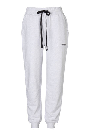 Essential Track Pant White Marle