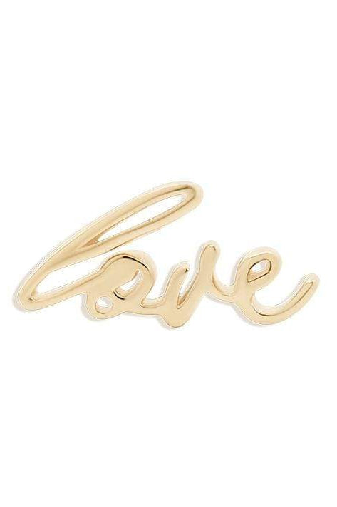 14k Gold All You Need Single Earring