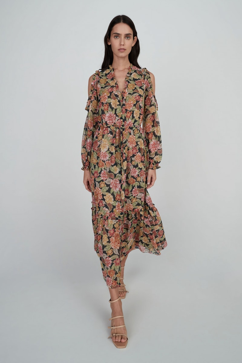 Lily-Rose Silk Dress
