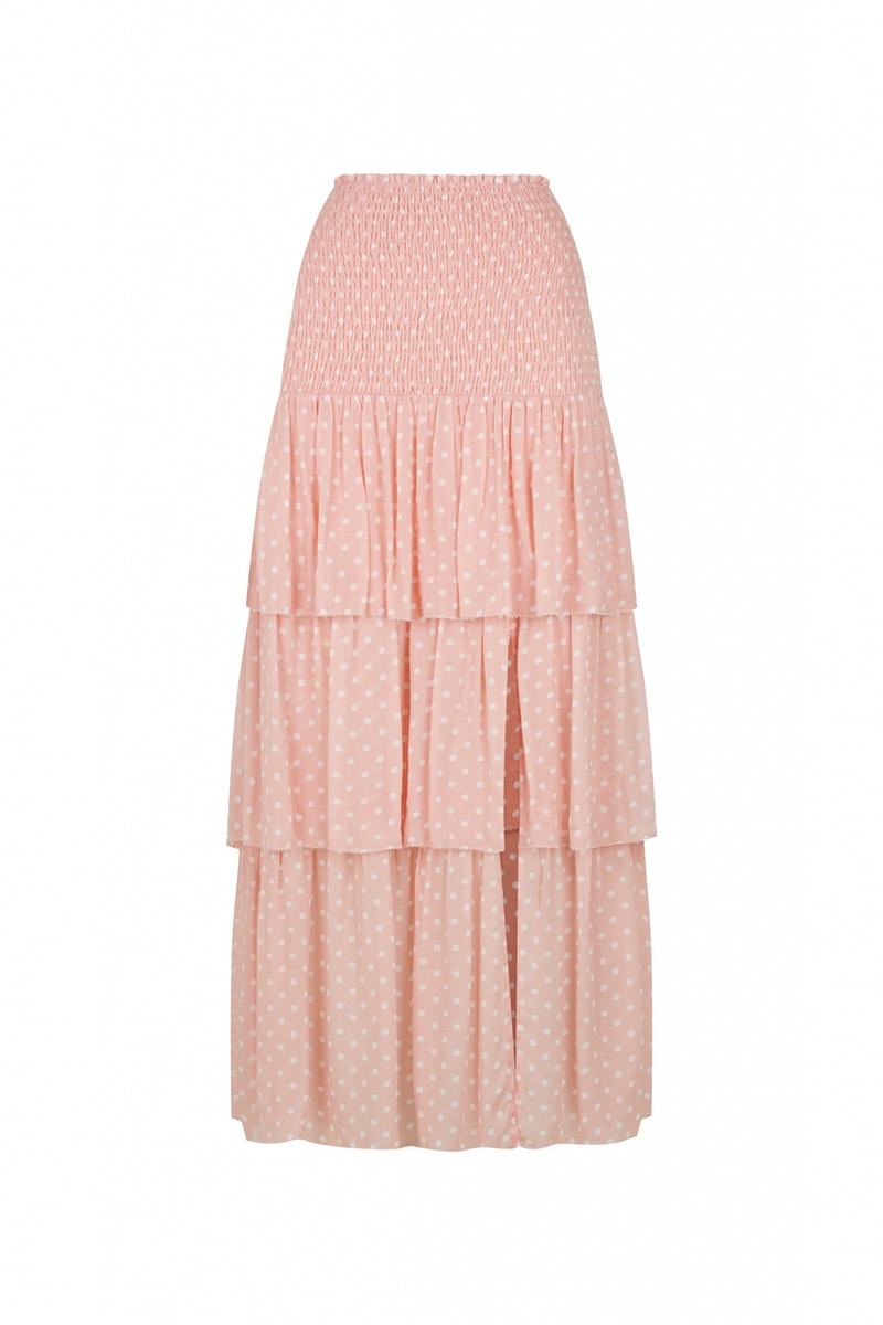 Tippi Skirt Rose Spot
