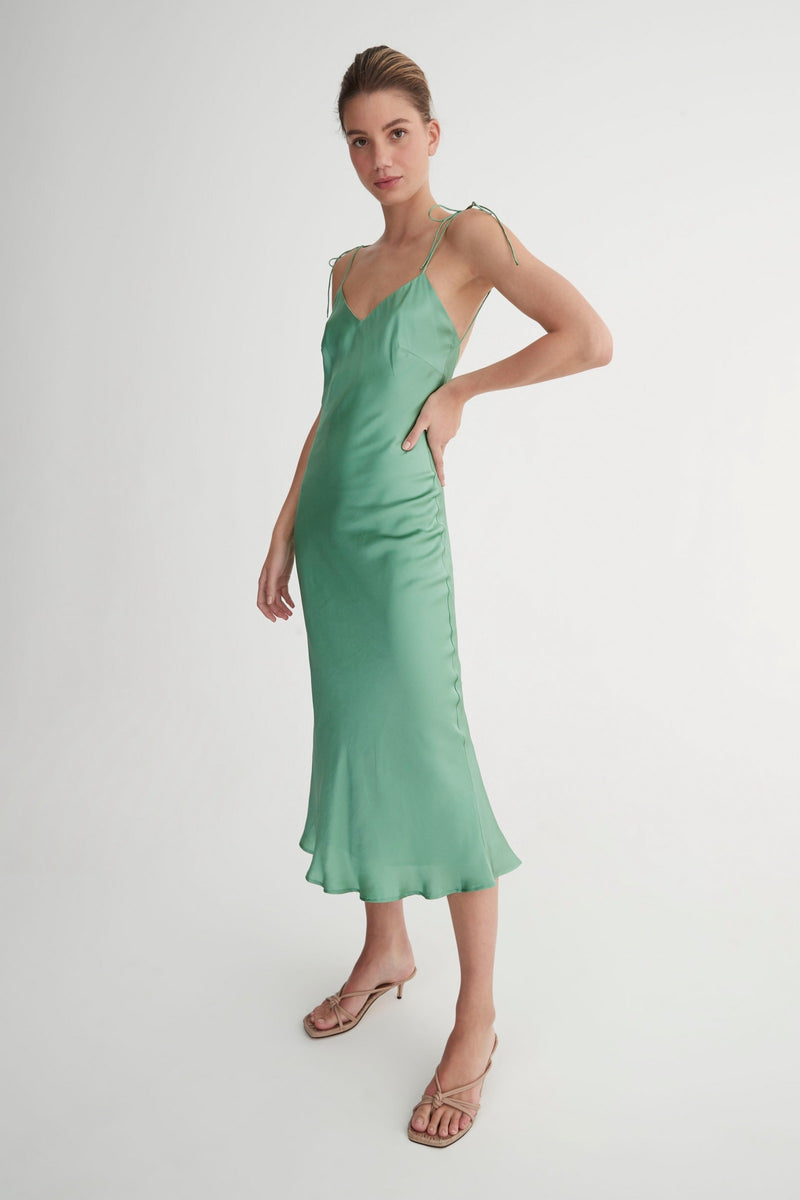 Mimi Dress Seafoam