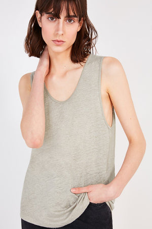 Lolosister Tank Top Cement