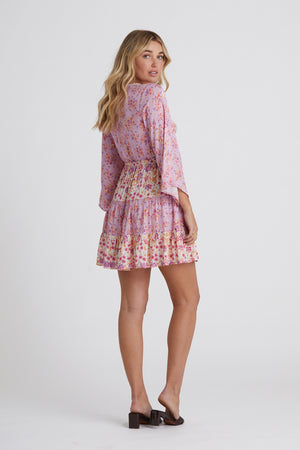 Harmony Mini Dress Lilac