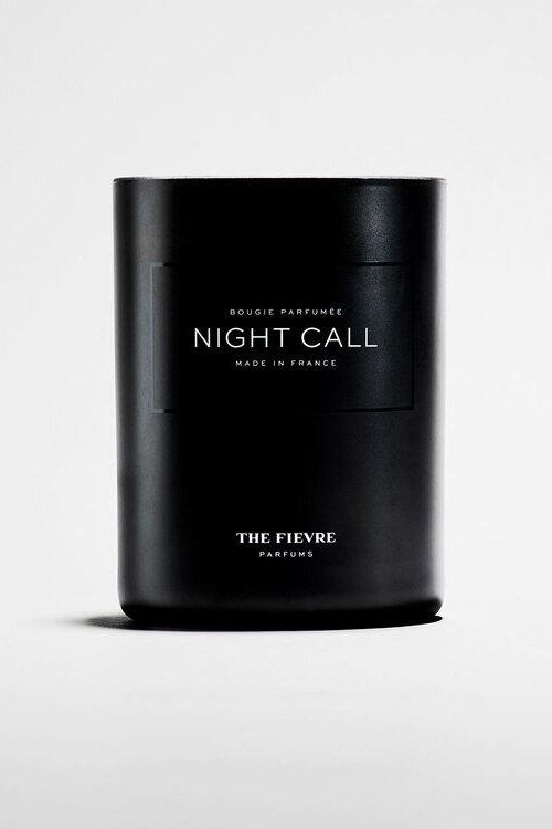Night Call Wax Candle