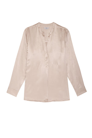 Pearl Shirt Champagne
