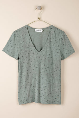 Dusty Mint Tee