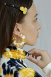 Maritza Earrings Yellow