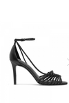 Freya Stiletto Sandal Black