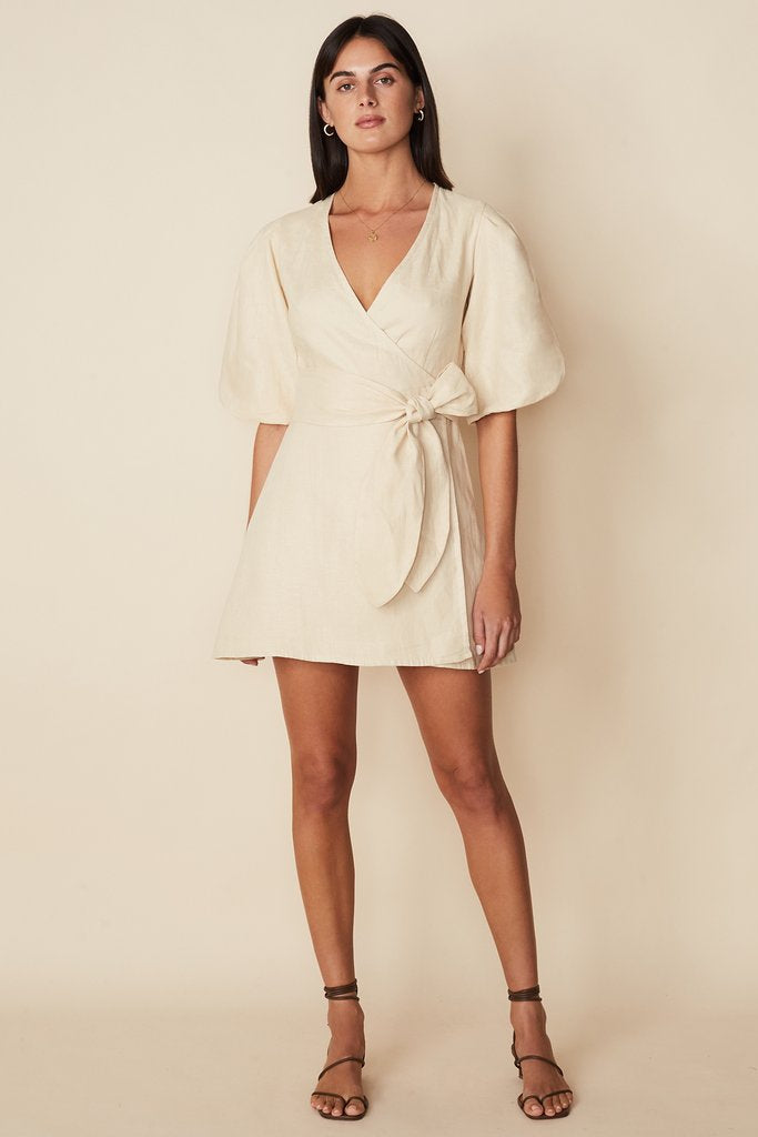 Godiva Wrap Dress