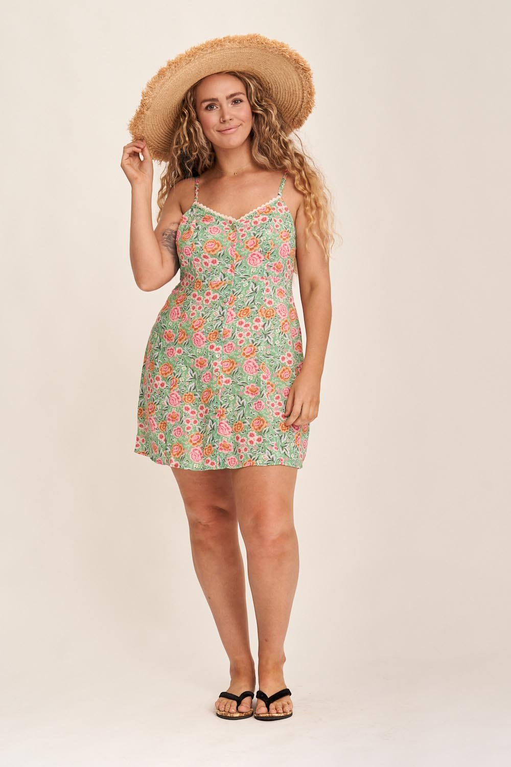 Harmony Playdress Mint