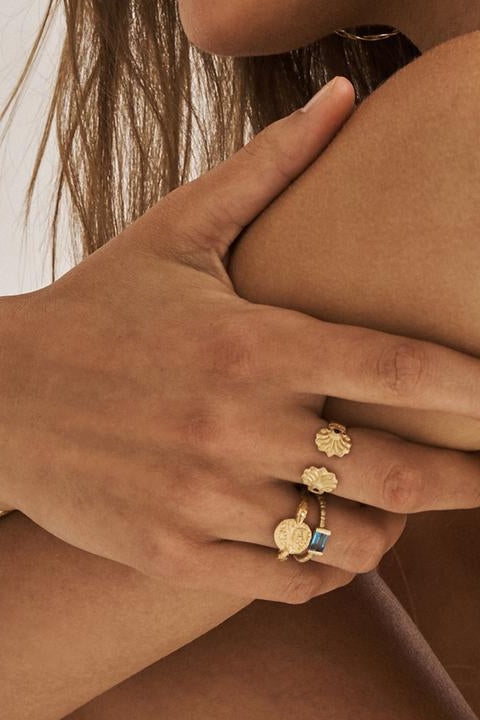 Isabel Ring Gold