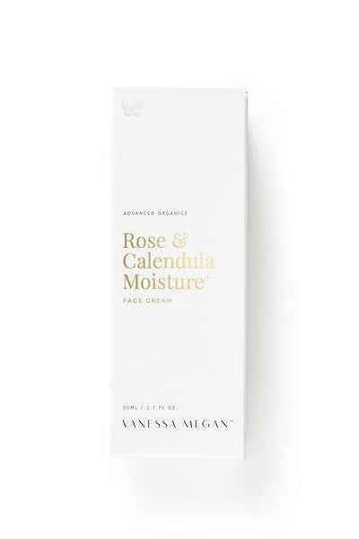 Rose & Calendula Moisture+ Face Cream
