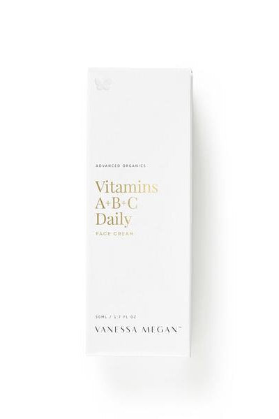 Vitamins A+B+C Daily Face Cream