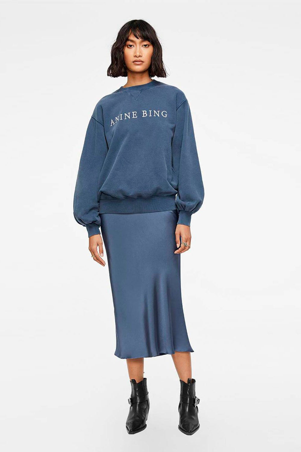 Esme Sweatshirt Blue