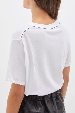 Classic Vintage T Shirt White